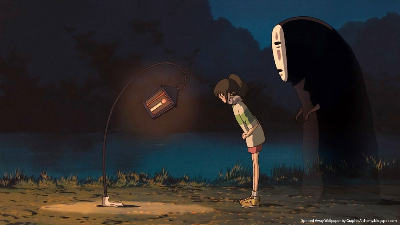 Free Download Graphicalchemy Spirited Away Wallpapers 1280x720 For Your Desktop Mobile Tablet Explore 74 Spirited Away Wallpapers Howl S Moving Castle Wallpaper No Face Spirited Away Wallpaper