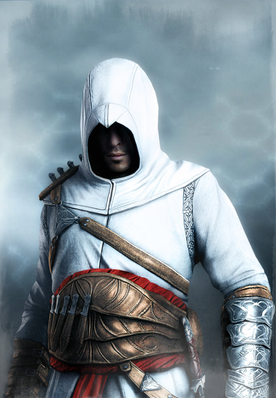 Free Download Assassins Creed 1 Altair Mobile Device Wallpaper By