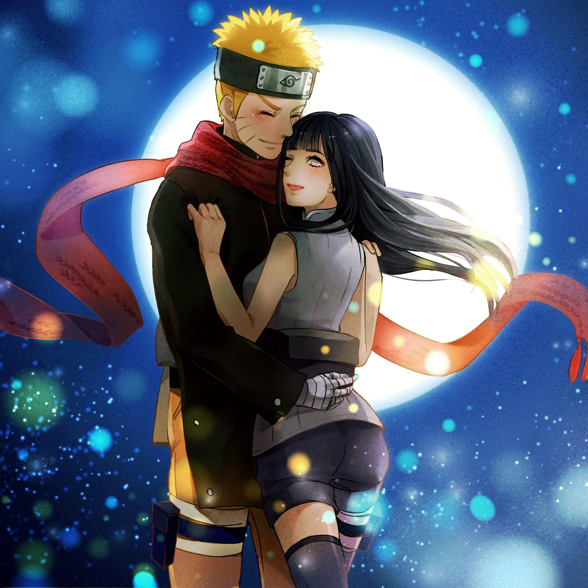Naruto Hd Wallpaper: Naruto Love Hinata Wallpaper