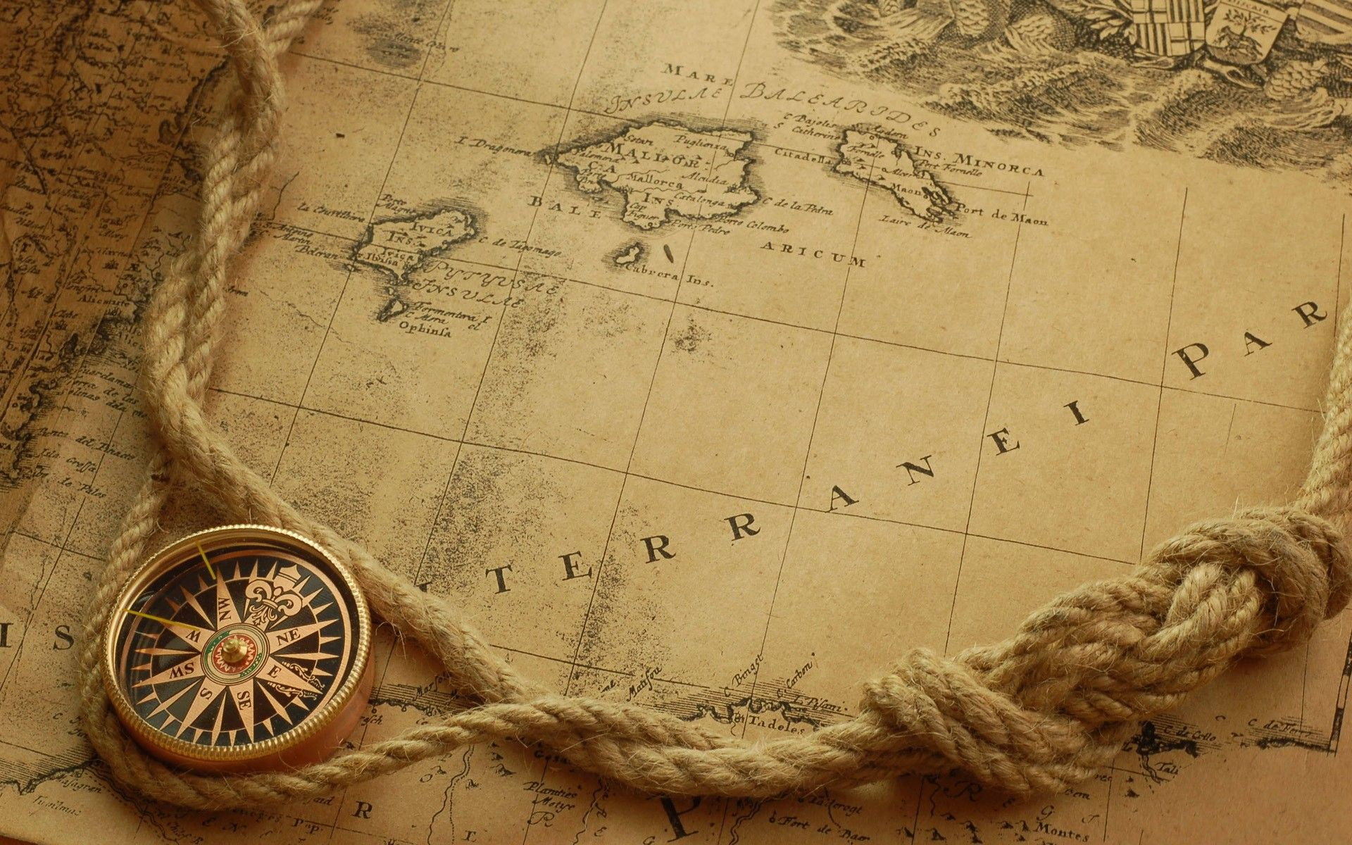Ancient map map compass old ancient 1920x1200 How I Like It in 1920x1200