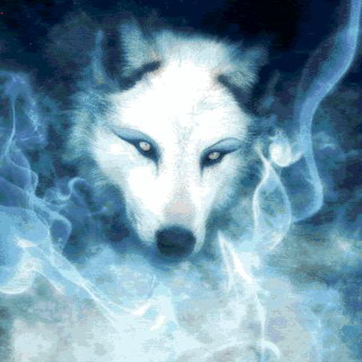 Amazoncom Wolf Spirit Live Wallpaper Appstore for Android 512x512