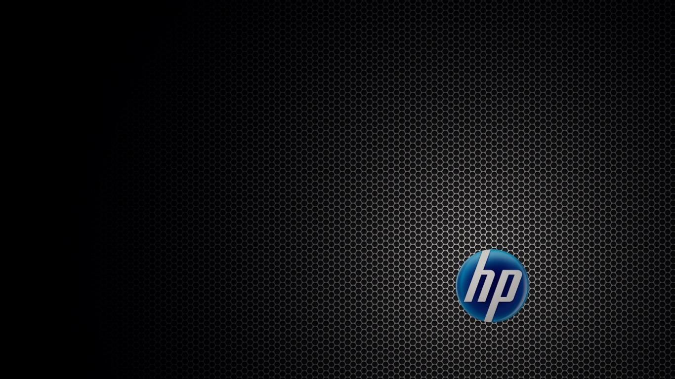 1366x768 HP Spider Wall desktop PC and Mac wallpaper 1366x768