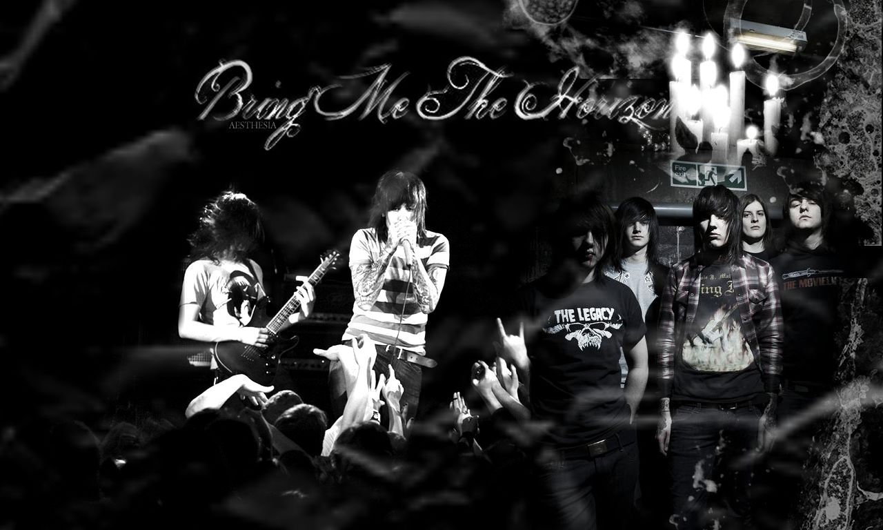 Free Download Hd Bring Me The Horizon Backgrounds 1280x768 For