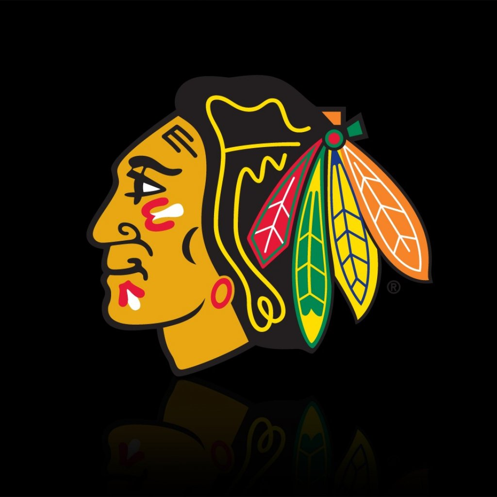Hockey Team Chicago Blackhawks Ipad Wallpaper Nhl Pictures 1024x1024