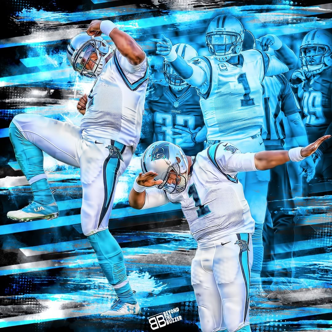 Cam Newton Wallpaper DAB