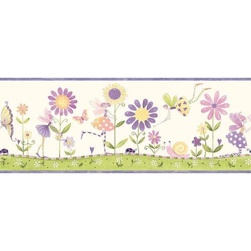 apple wallpaper border Flower Fairies Wall Border 500x500