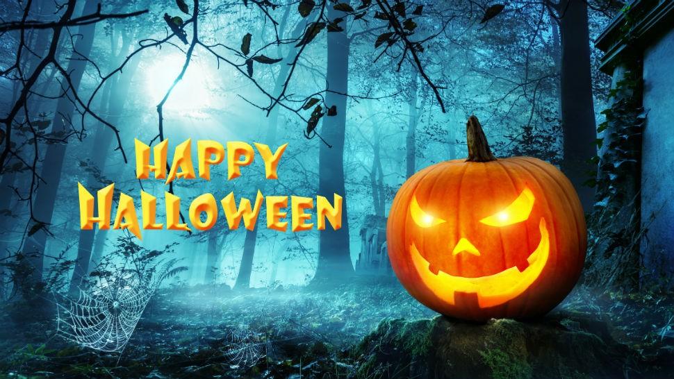 Halloween Desktop Background Komandocom 970x546