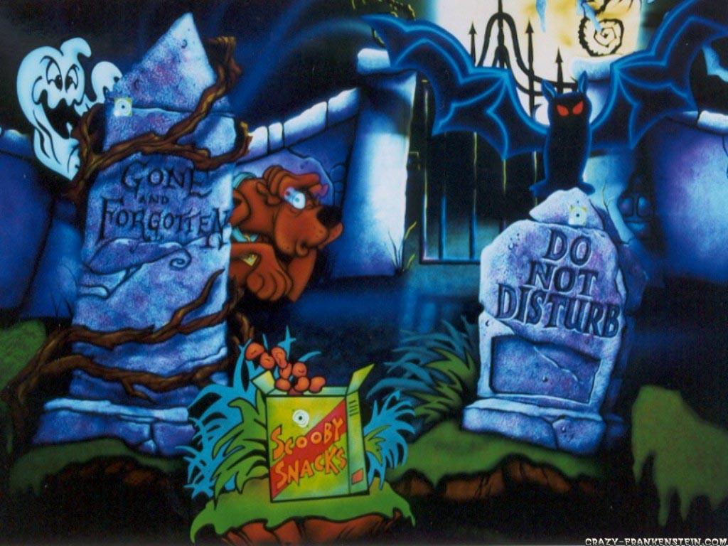 scooby doo halloween wallpaper - wallpapersafari