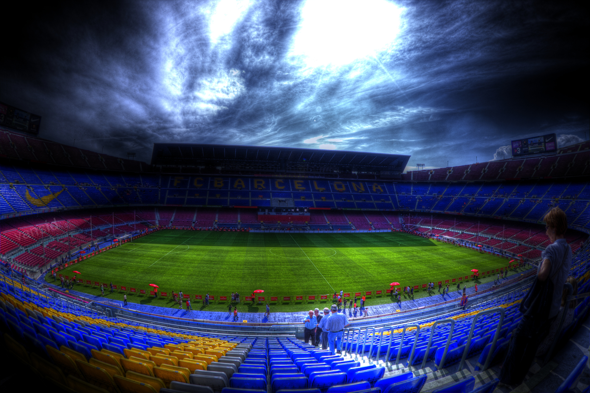 Camp Nou Computer Wallpapers Desktop Backgrounds 1920x1280 Id 324025 1920x1280