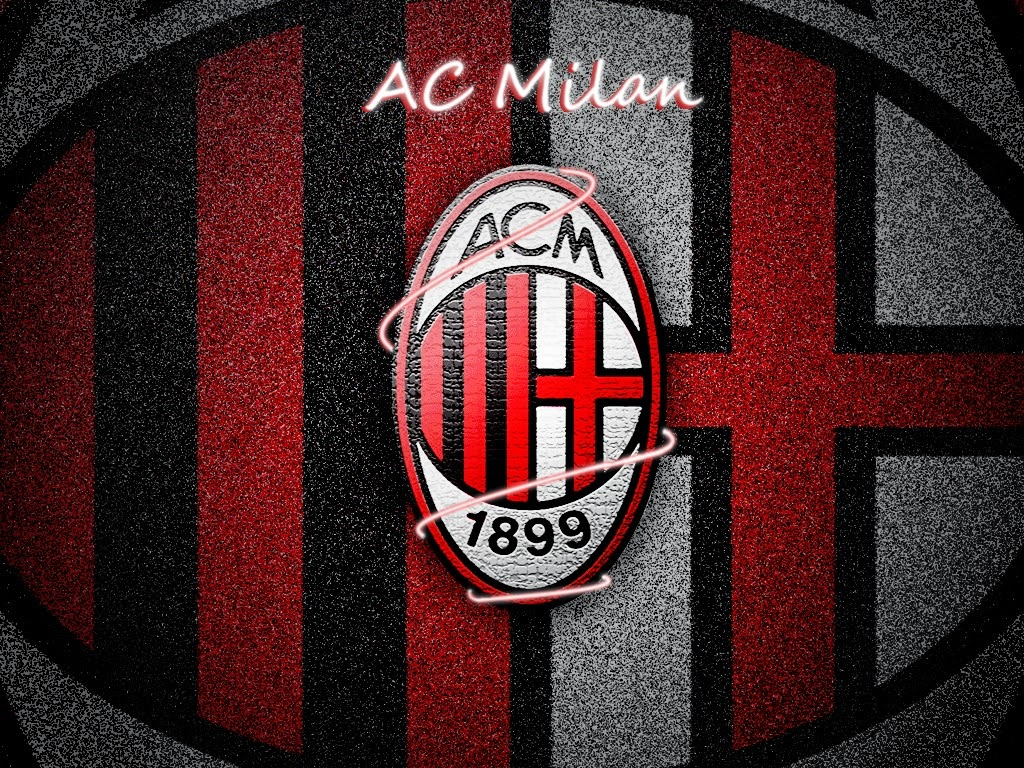 AC Milan Football Club Wallpaper Football Wallpaper HD 1024x768