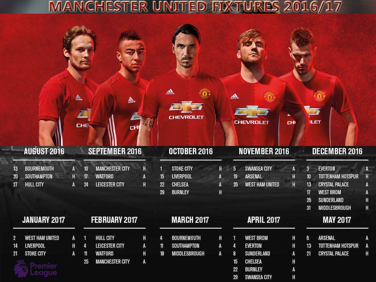 Free Manchester United 2018 Wallpapers [