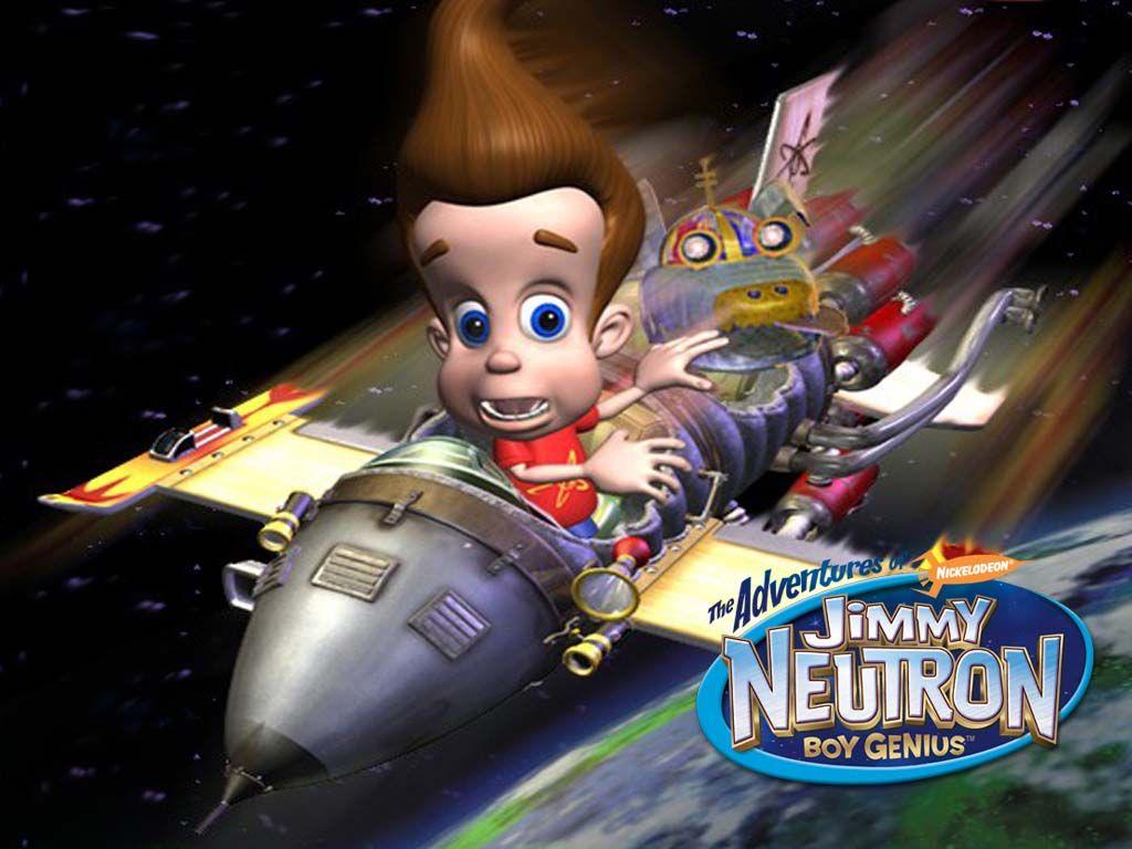 jimmy neutron Im A 90s Girl Jimmy neutron Cartoon 1024x768