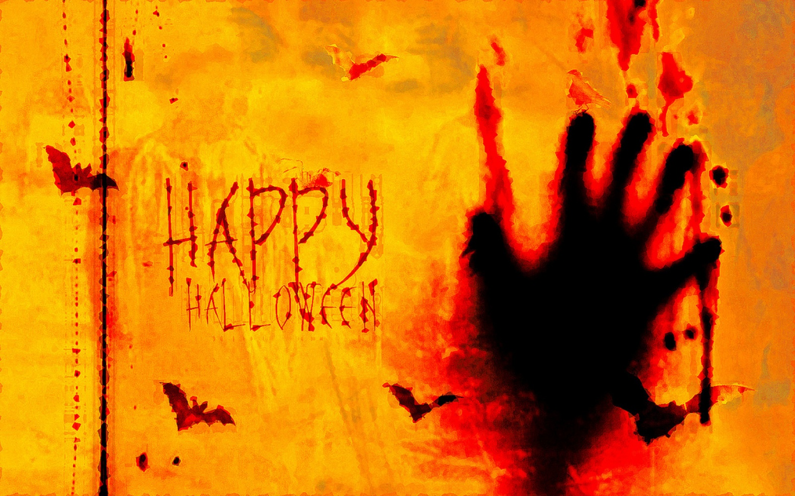 3d halloween desktop wallpaper   wwwwallpapers in hdcom 1600x1000