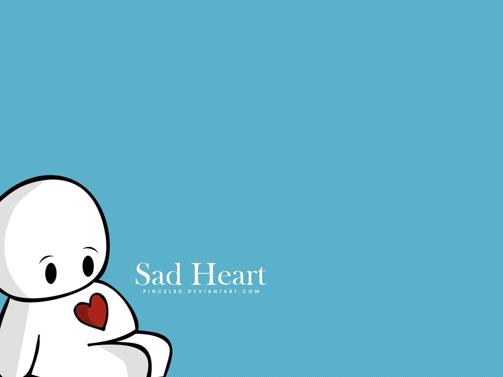 Wallpapers for sad hearts   XciteFunnet 1024x768