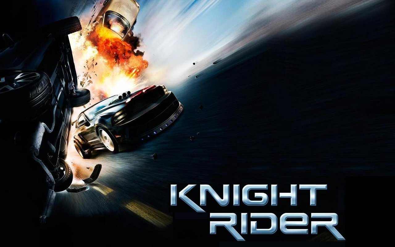 Knight Rider Wallpaper 1280x800