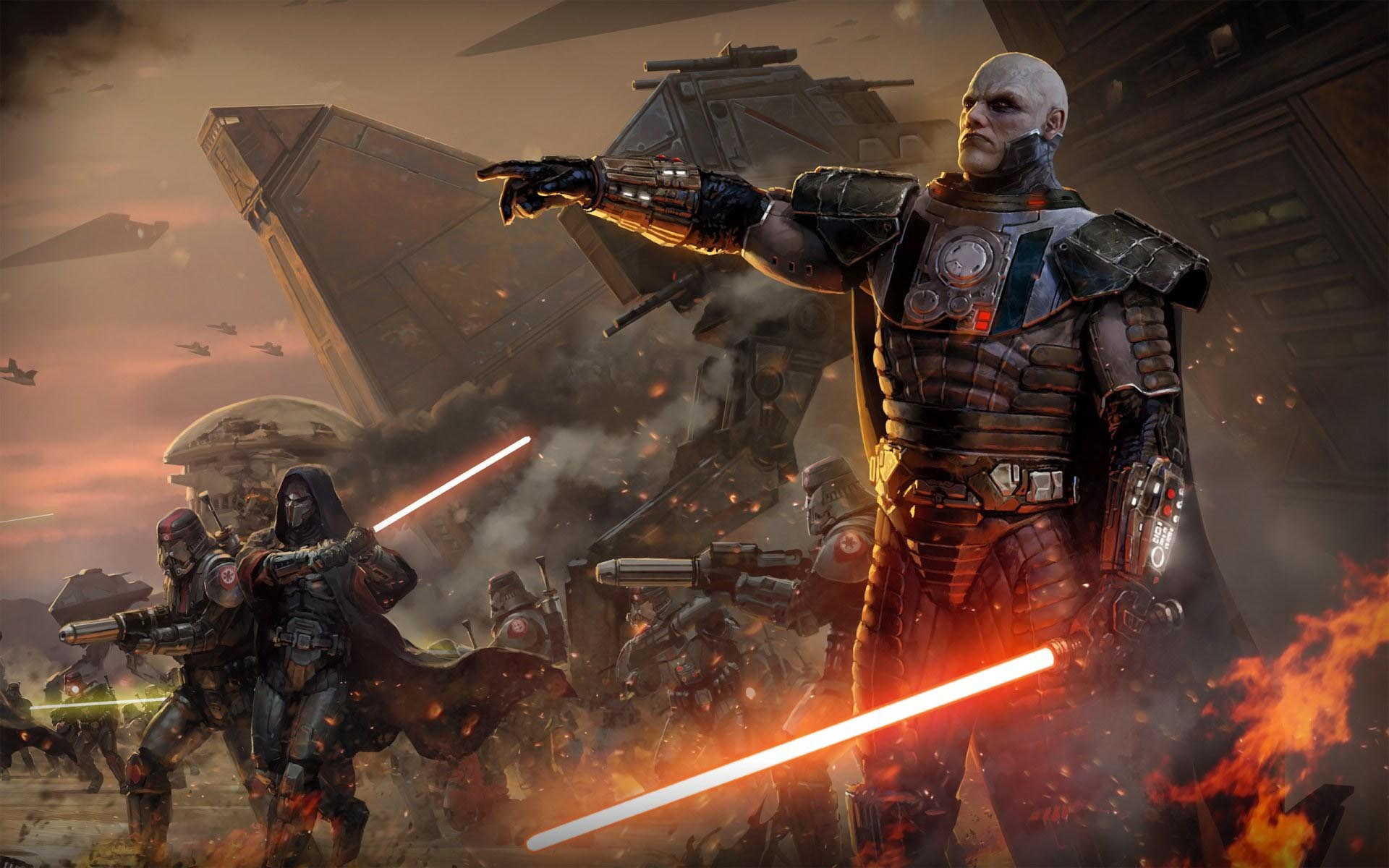 goes to the internet famed Star Wars rock and roll wallpaper 1920x1200