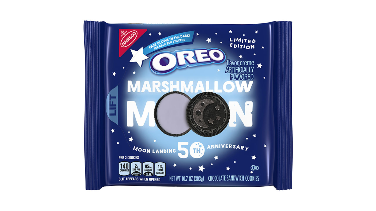 Oreo new flavors include Marshmallow Moon Baskin Robbins Mint 1600x900
