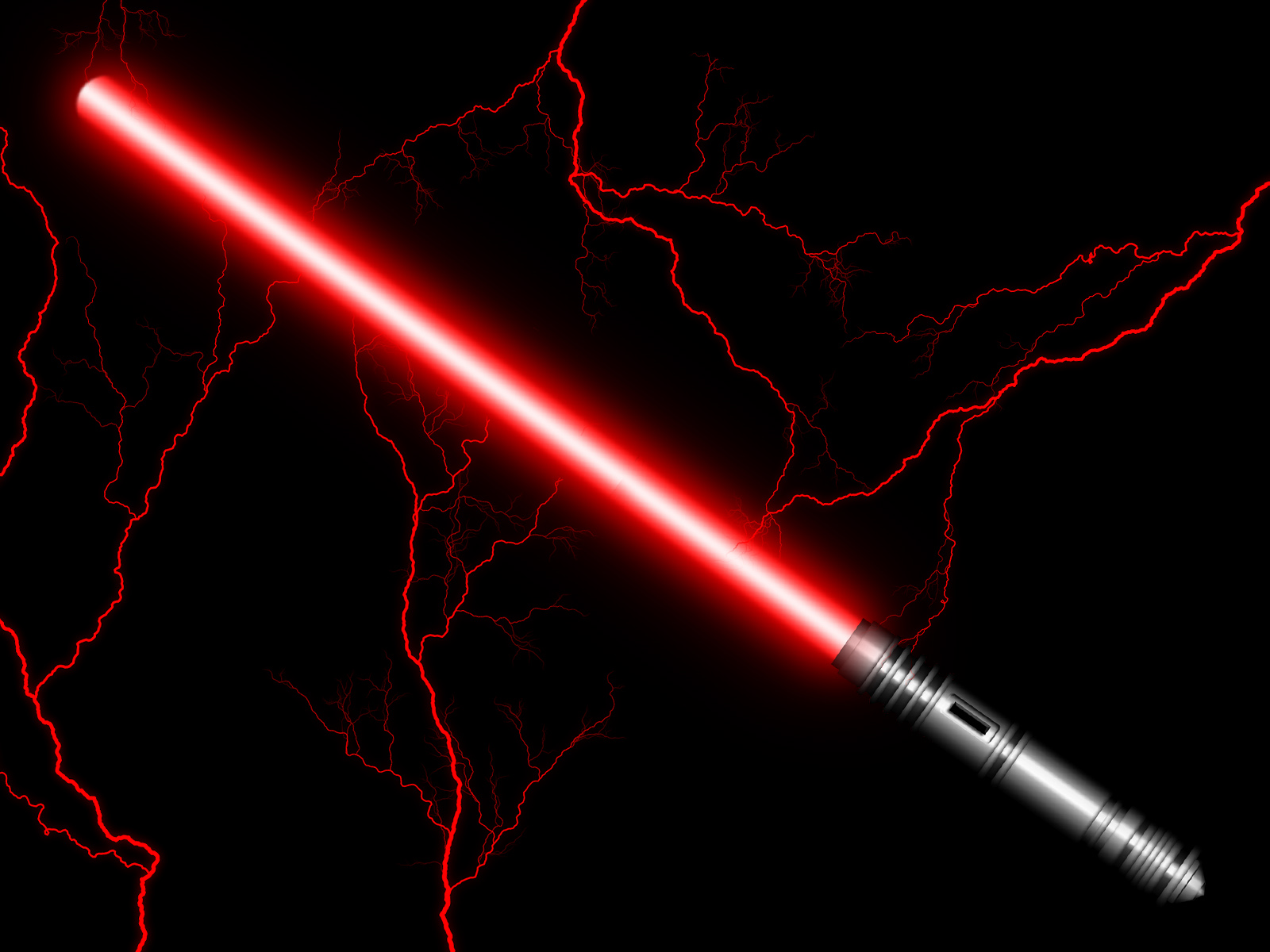 Wallpaper #108 Lightsaber | Red and Black Wallpapers