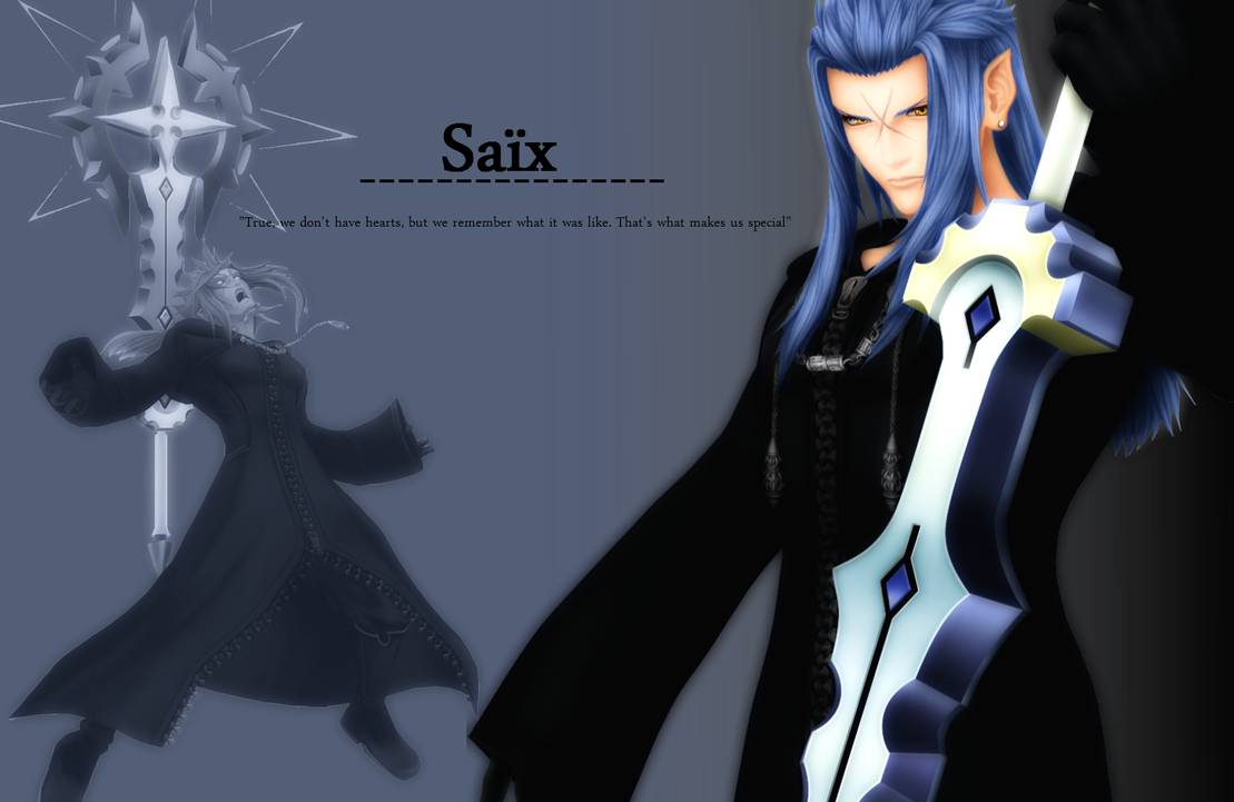 Saix   wallpaper by Ekumimi 1109x721