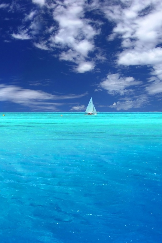 Wide Ocean iPhone HD Wallpaper iPhone HD Wallpaper download iPhone 640x960