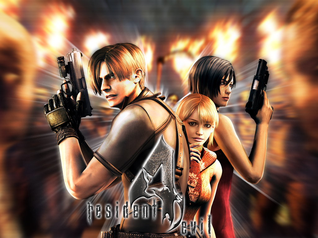 Free Download 1024x768 Resident Evil 4 3 Desktop Pc And Mac