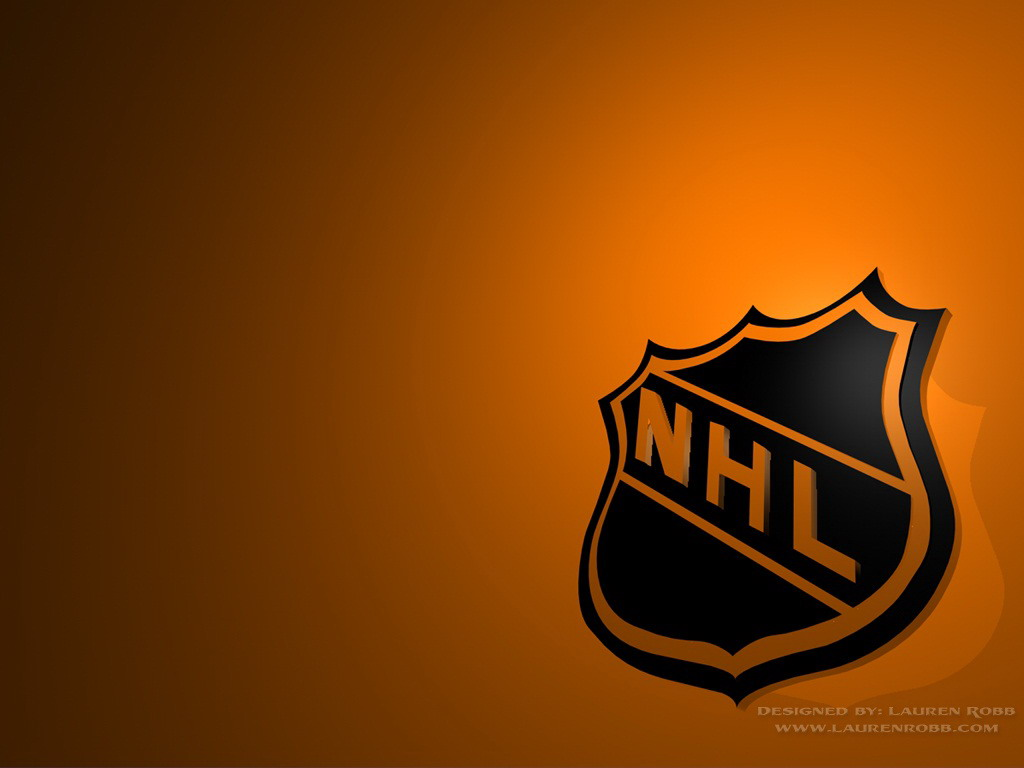 Nhl Logo Wallpaper 1024x768