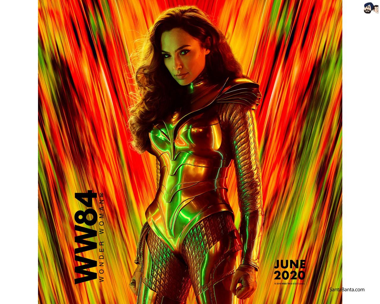 Wonder Woman 1984 Movie Wallpaper 5 1280x1024