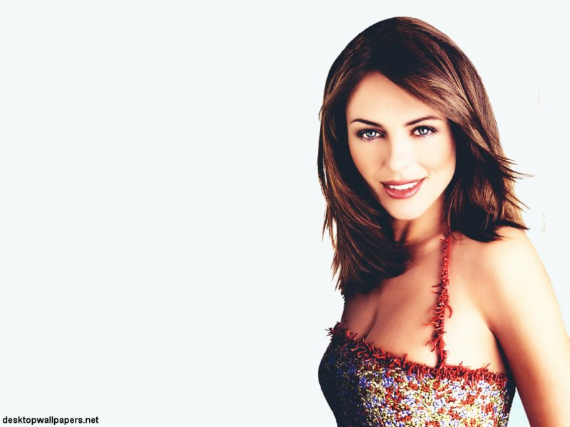 Elizabeth Hurley at desktopWallpapersnet 800x600