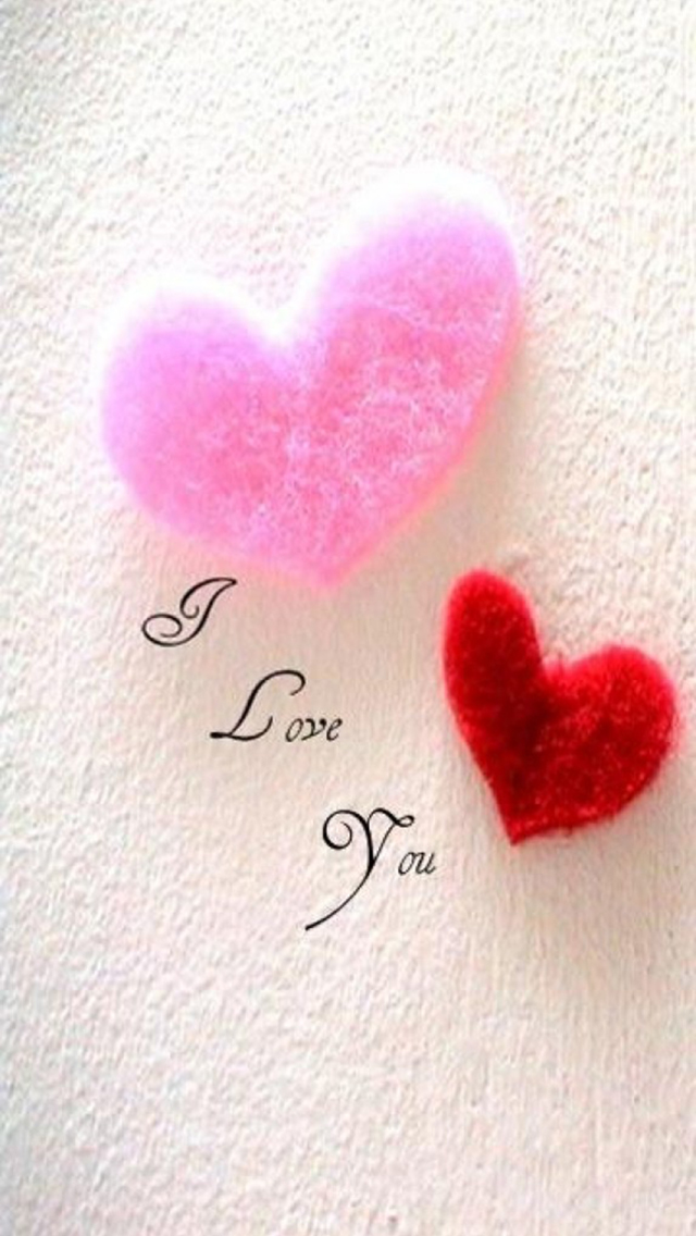 Cute I Love You Wallpapers For Iphone Photos Of Design Your 640x1136
