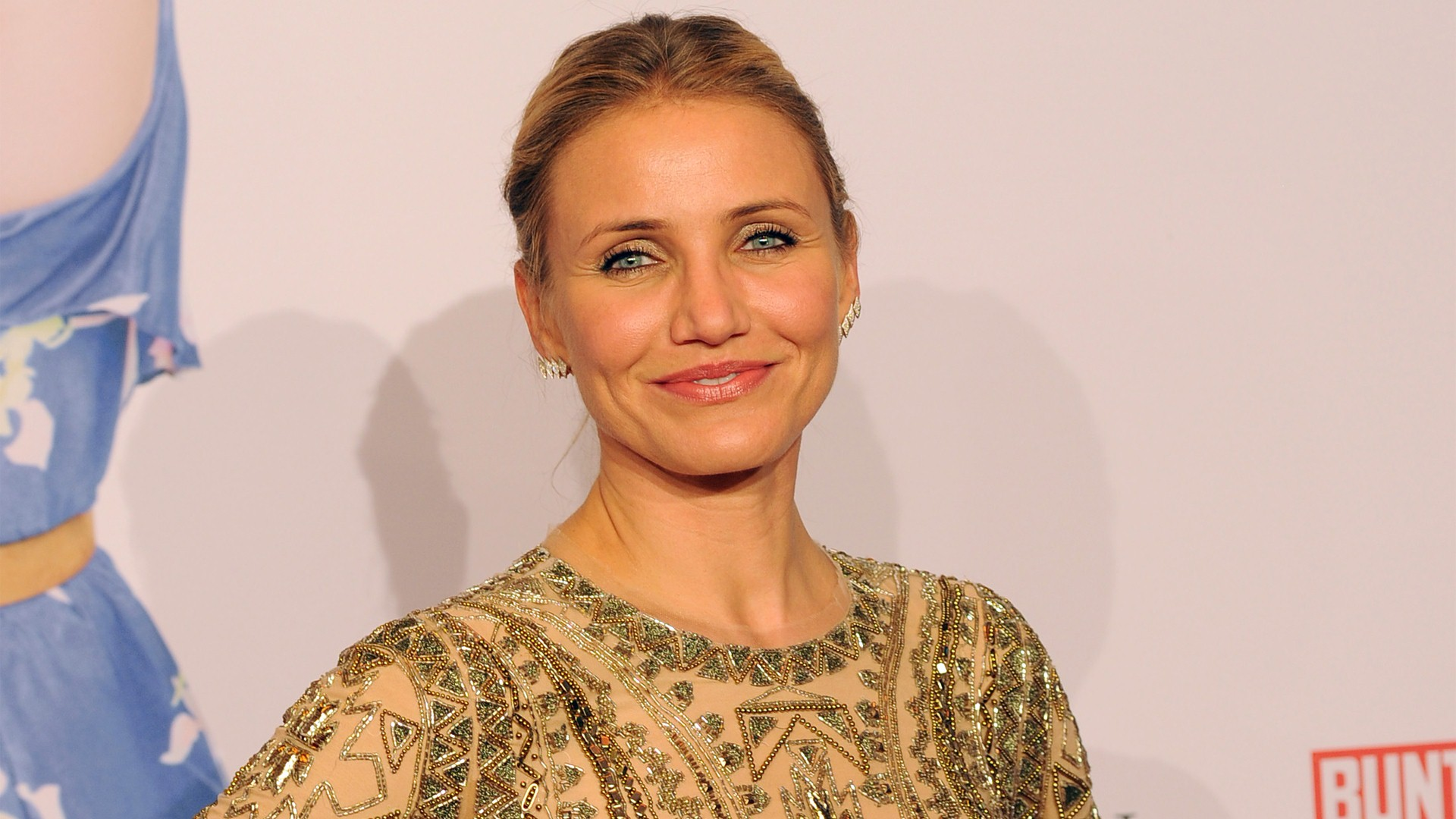 Beautiful Cameron Diaz Actress HD Wallpapers 1920x1080