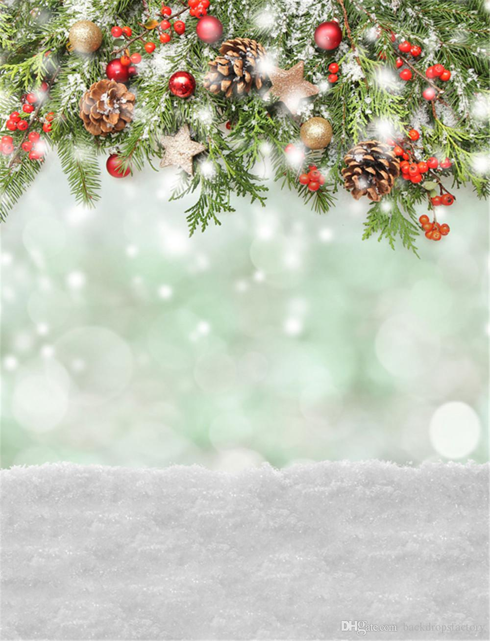 Free Download 2019 Christmas Background Vinyl Photography