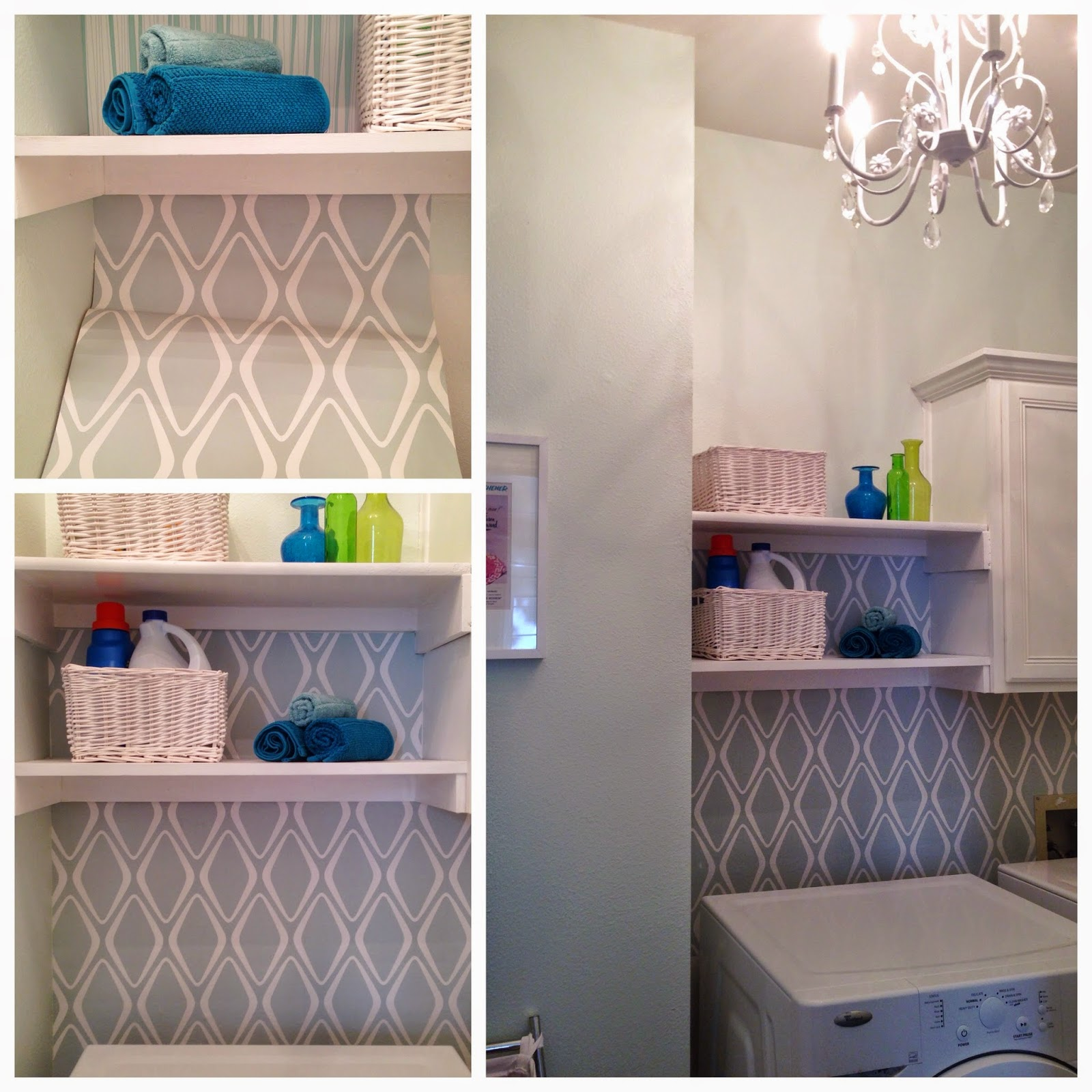 wwwfabeverydaycom Laundry Room Decor Update Devine Color Wallpaper 1600x1600
