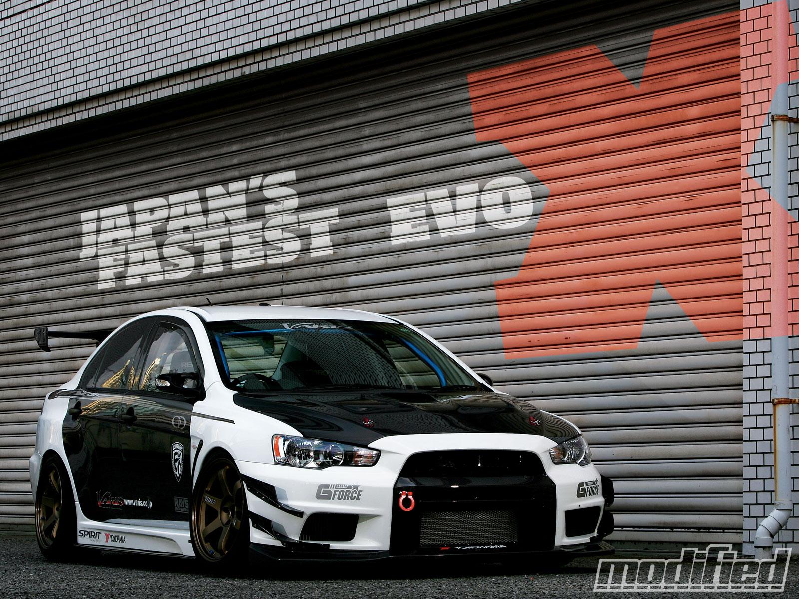 que este fondo de mitsubishi lancer evolution x podra ser ideal - Mitsubishi Lancer Evolution 2014 Wallpaper