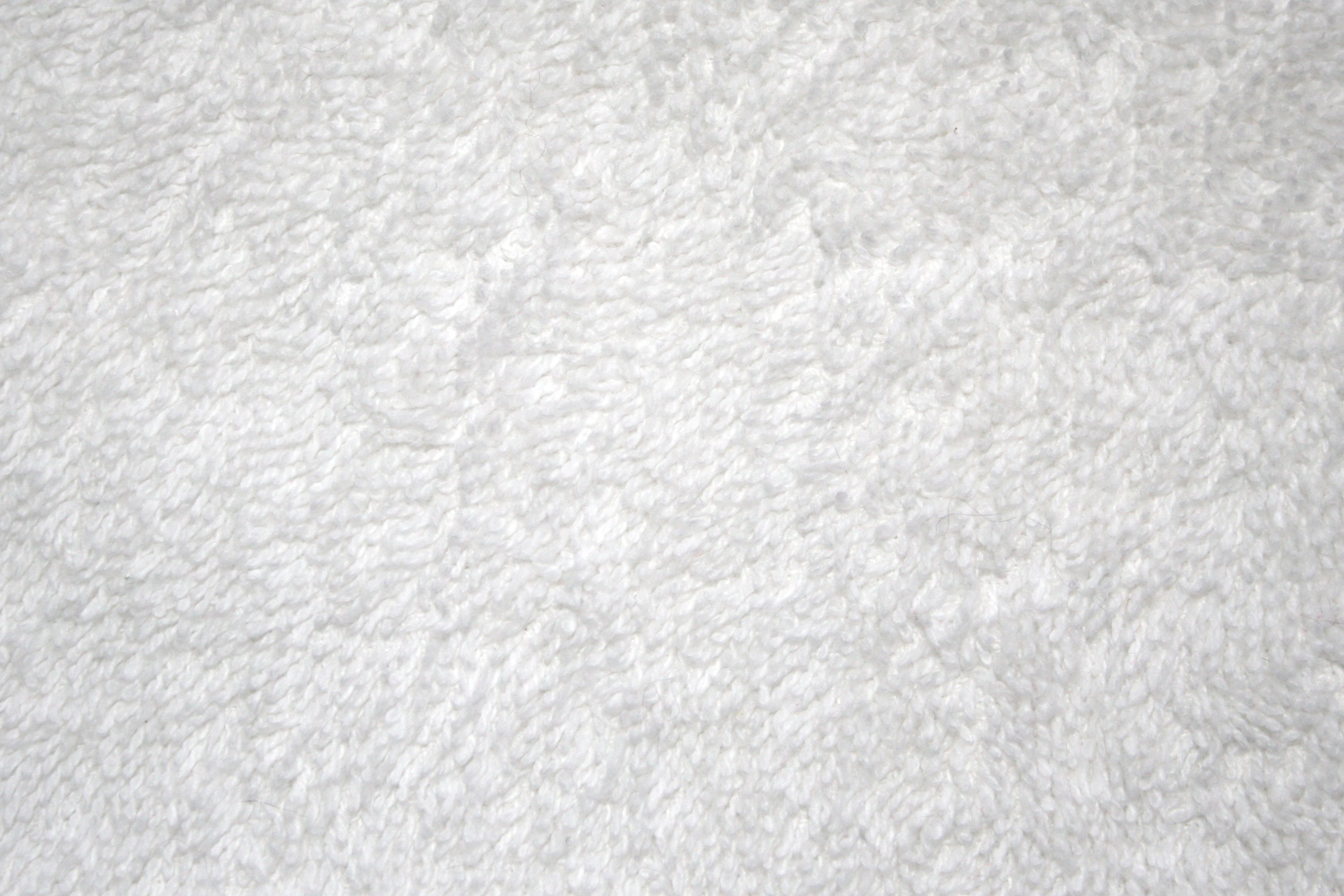 White Terry Cloth Closeup Texture Picture Photograph Photos 3000x2000