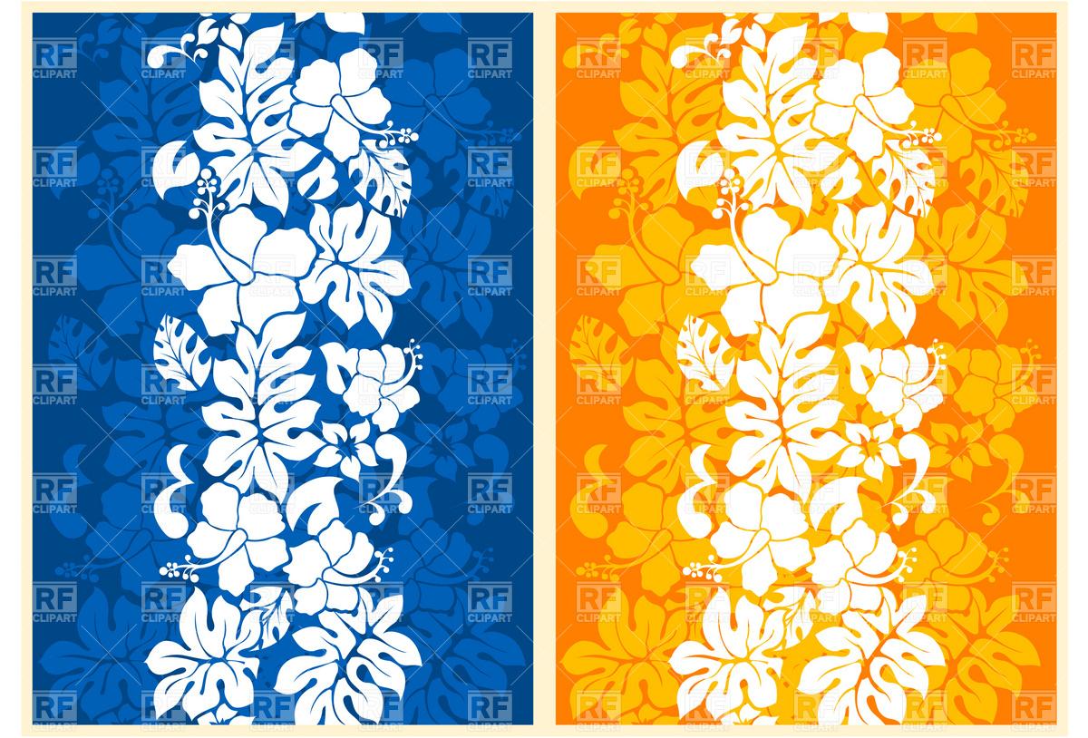 hawaiian wallpaper clip art