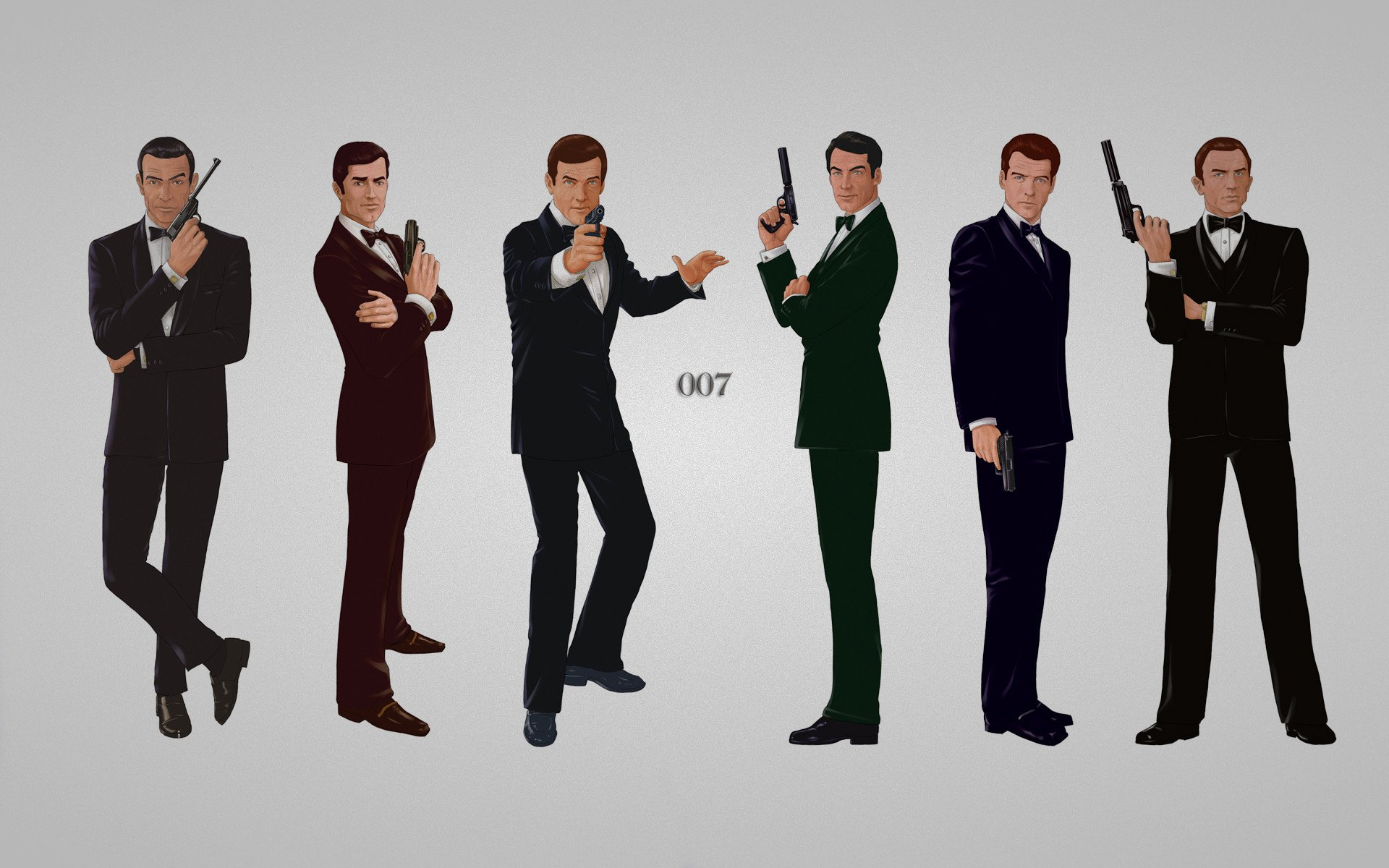 72 James Bond Wallpapers on WallpaperPlay 1920x1200
