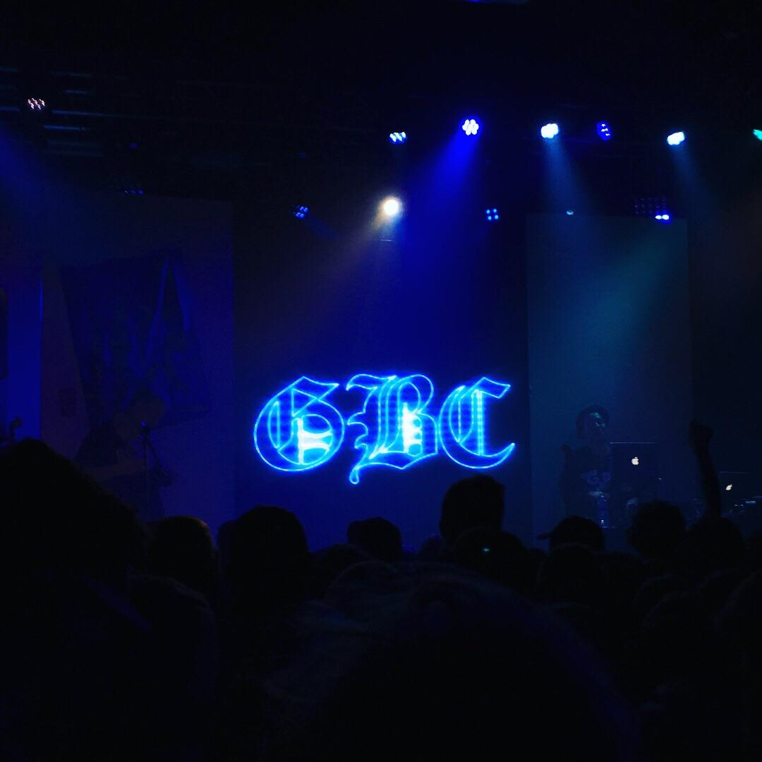 I took this pic during the last gbc tour Makes for a good 1080x1080
