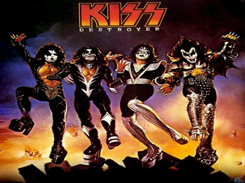wallpaperswallpapers music kiss rock band download free sony psphtm 800x600
