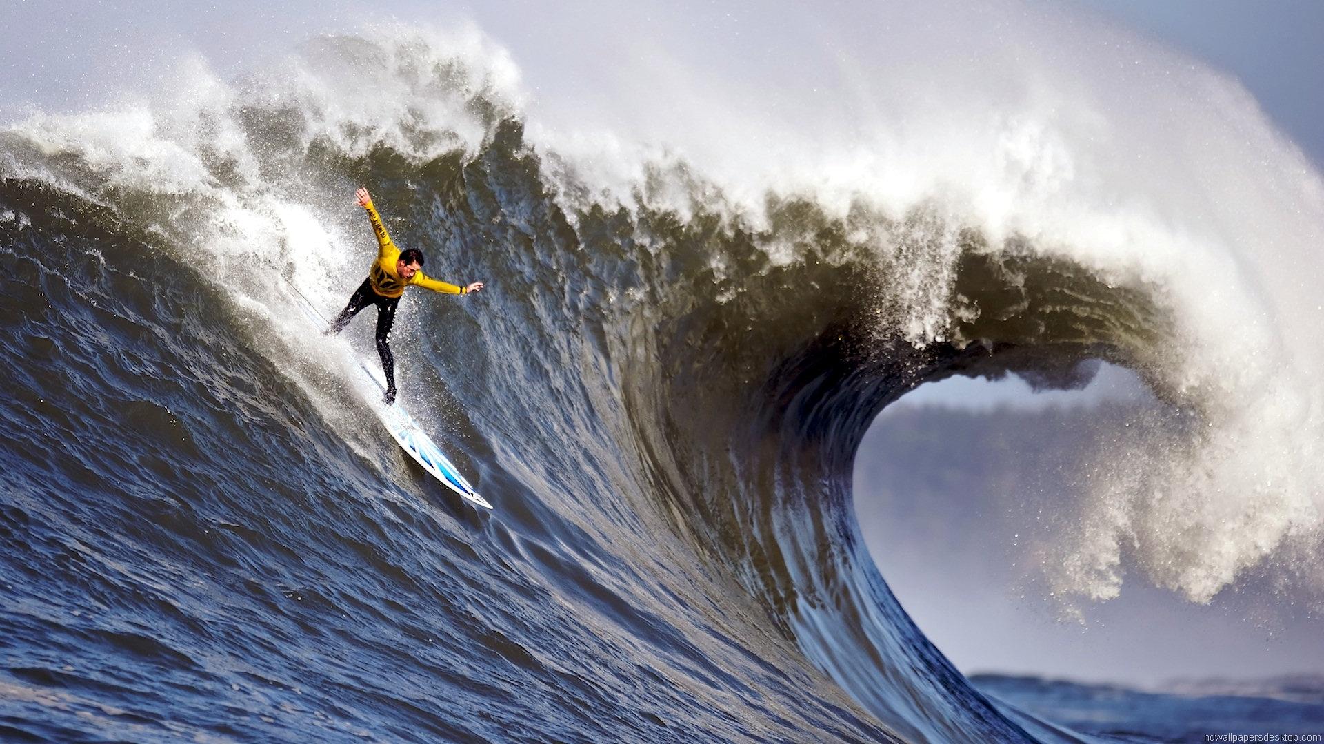 Surfing Wallpaper HD Widescreen Desktop Wallpaper 1920x1080 1920x1080