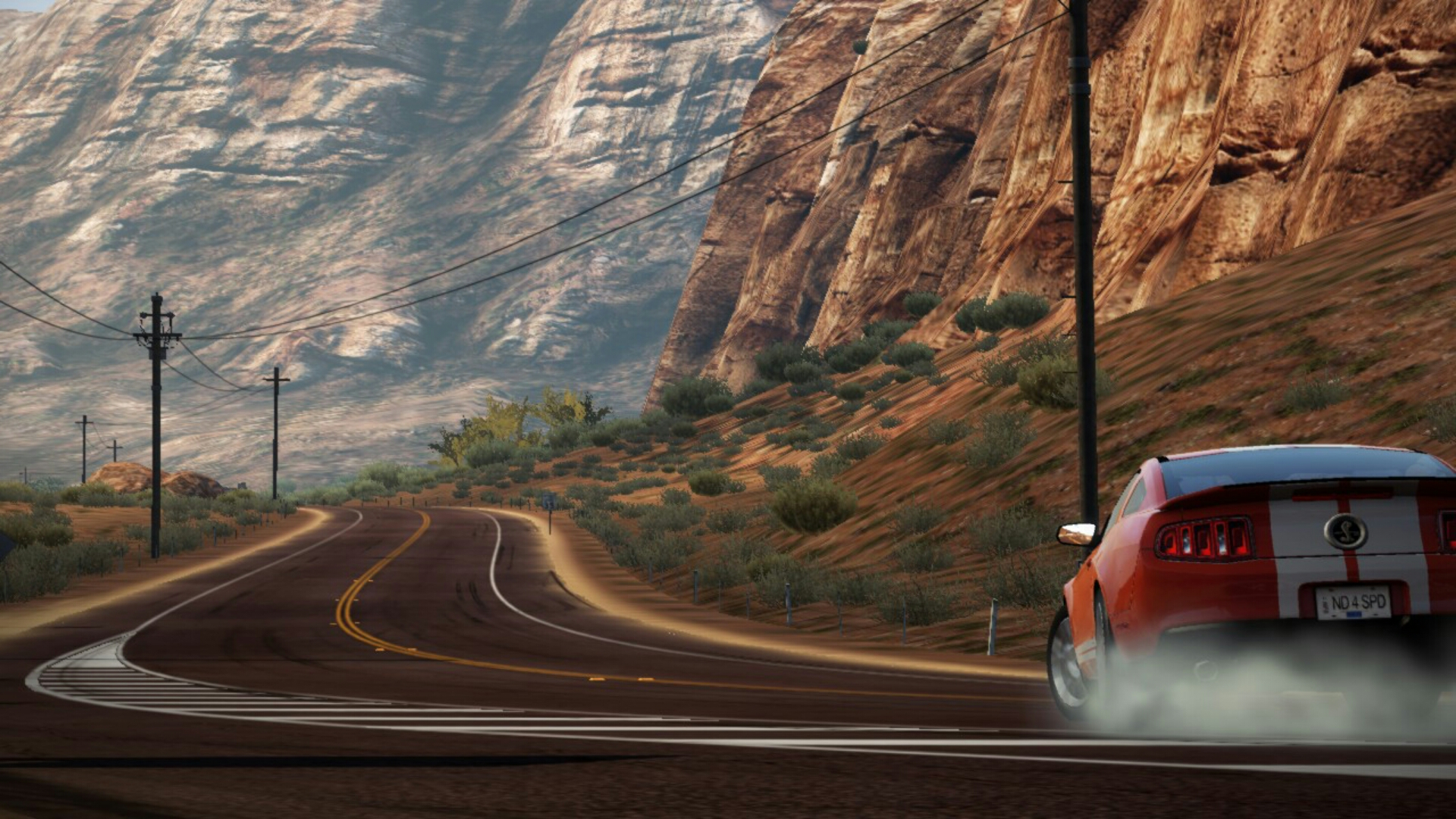Free Download Need For Speed Hot Pursuit Hd Wallpaper Background