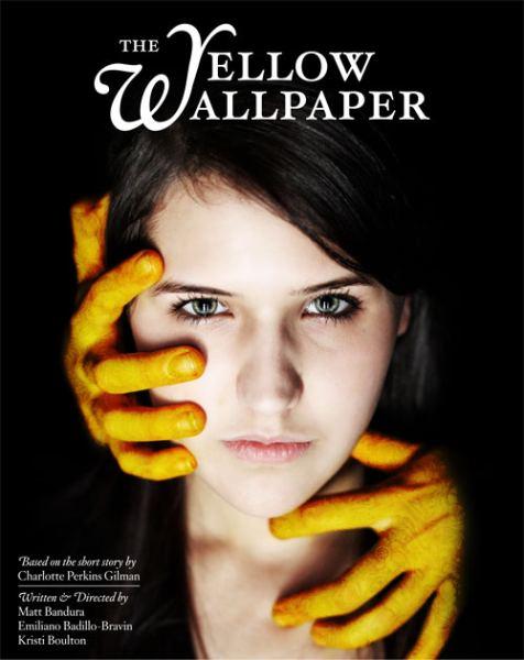 The Yellow Wallpaper 2011 DVDScr 350MB Terbaru 2012 476x600