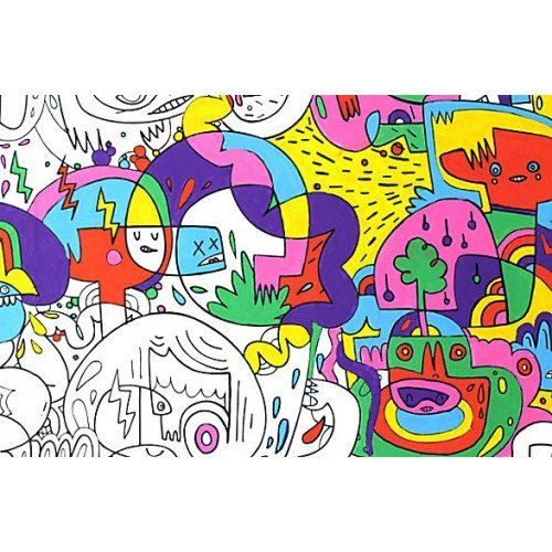 Wallpaper you can color Things I Love Pinterest 500x500