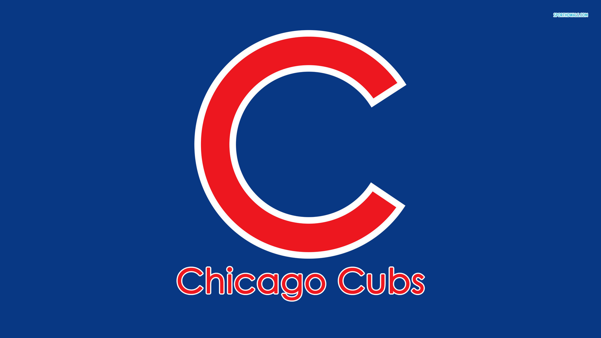 Chicago Cubs wallpaper 1920x1080