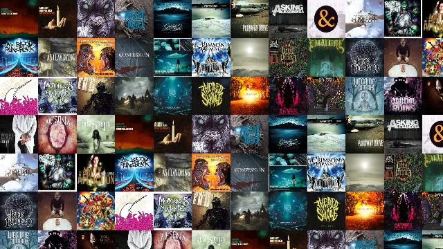 August Burns Red Constellations Messengers Miss May I Wallpaper 640x360