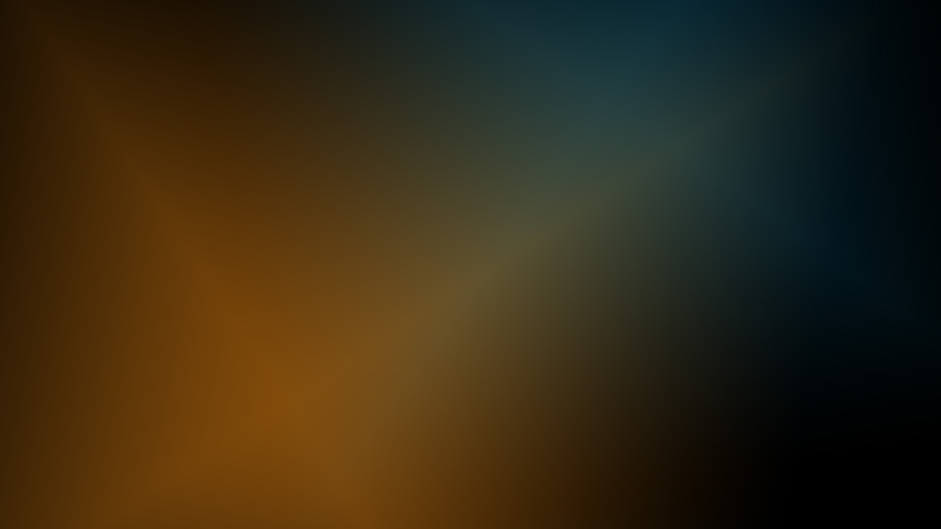 Basic orange and blue background by berethead 1920x1080
