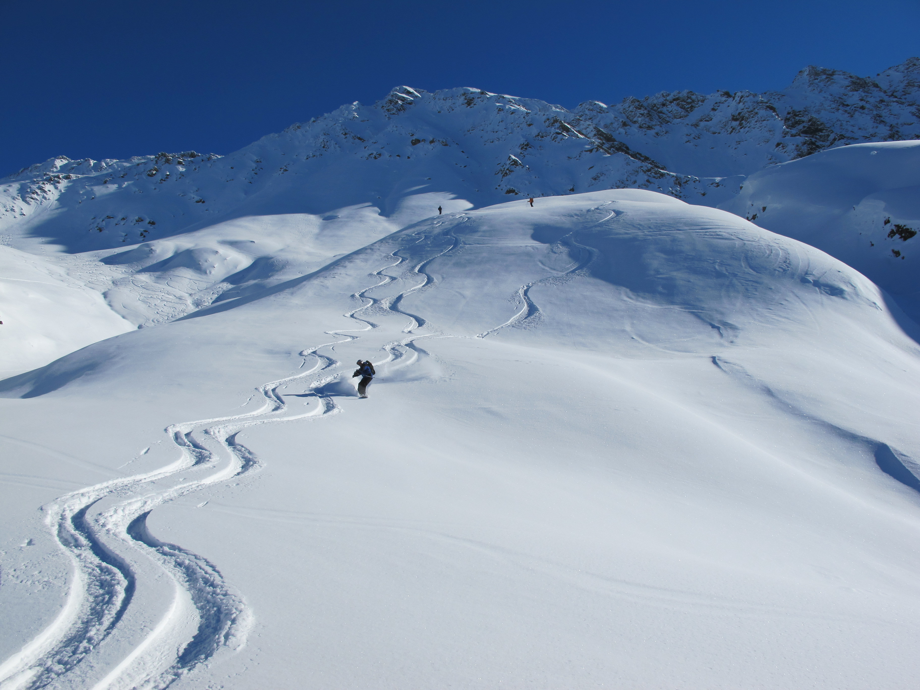 ski resort of Ischgl Austria wallpapers and images   wallpapers 3648x2736
