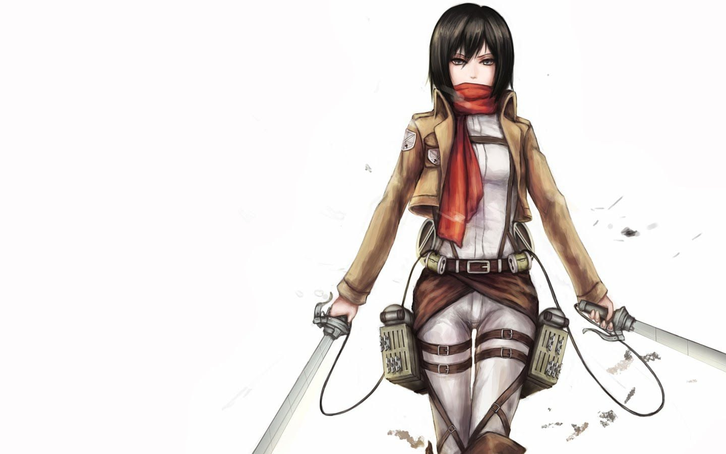 Attack on Titan Anime Drawing HD wallpapers Collection 1440x900