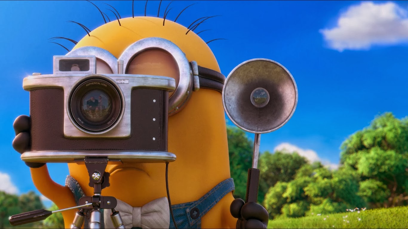 minion in photography photography minion wallpaper minion wallpaper hd 1366x768