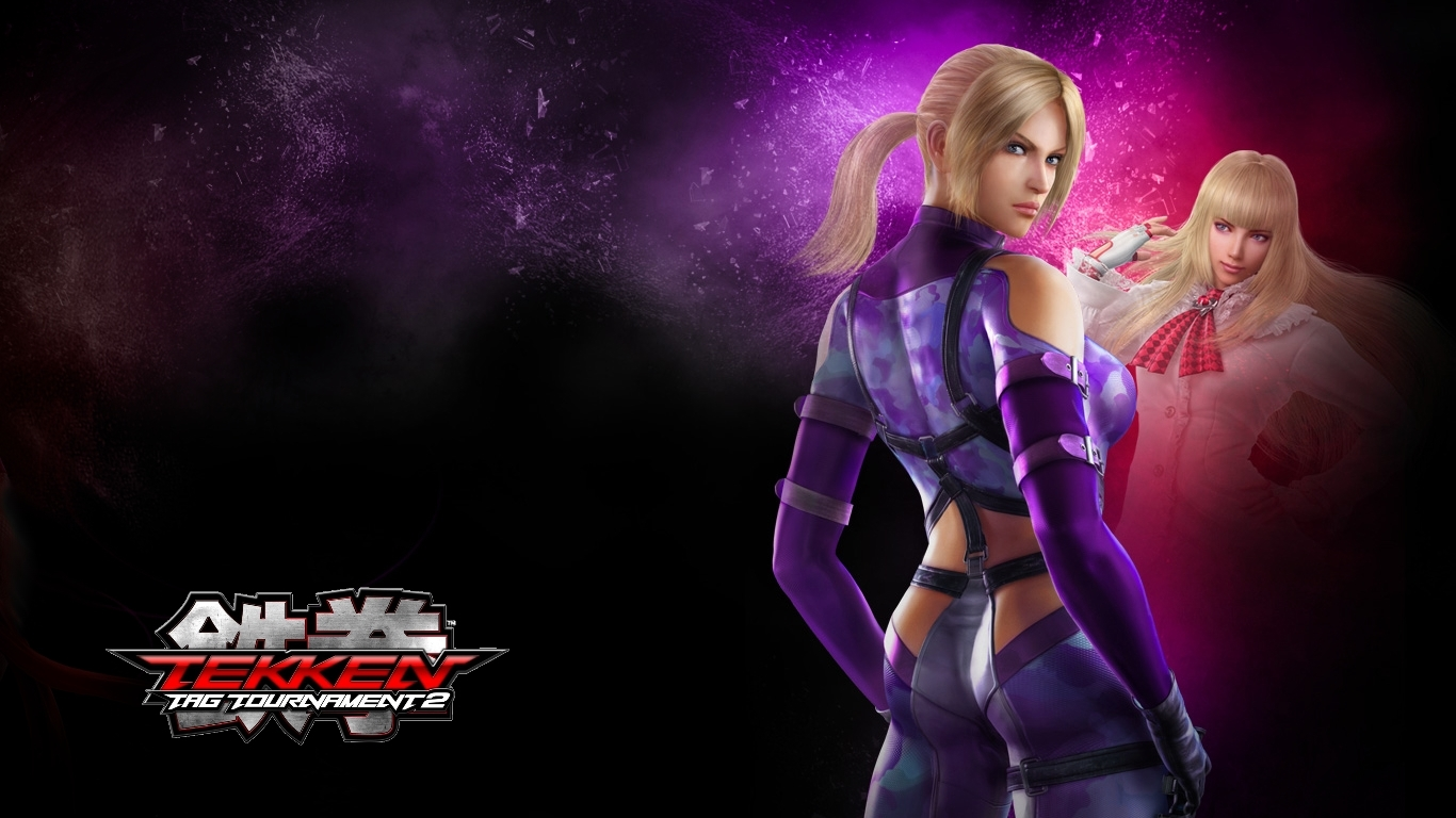 Tekken Tag Tournament 2 Wallpaperjpg   The Tekken Wiki   Tekken 1366x768