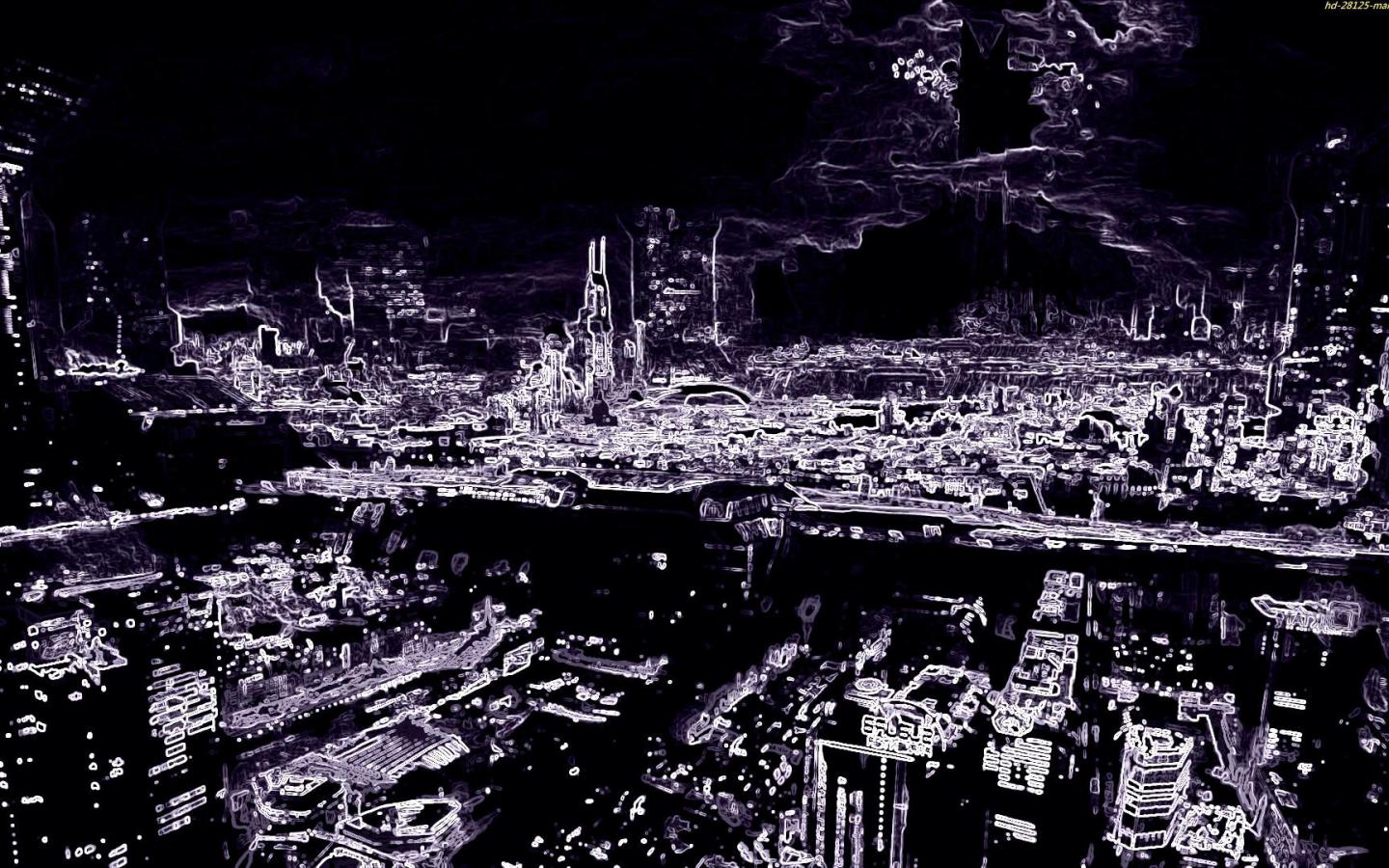 Sci fi city - (#96516) - High Quality and Resolution Wallpapers on ...